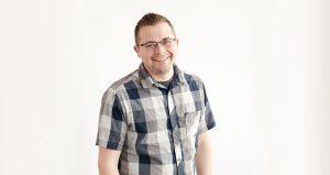 Brandon Oltman, Graphic Designer at Ervin & Smith